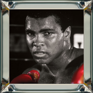 Mohammed Ali ( Boxing Gloves ) 40/40
