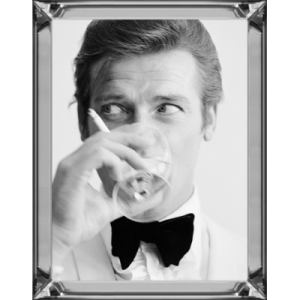 Shaken Not Stirred, Roger Moore