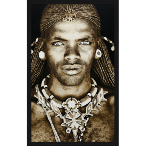 Samburu Warrior Kenya 135×205 Cm