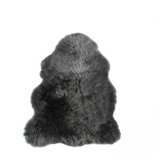 Schaap Longwool Dark Grey