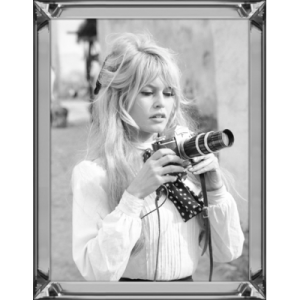 Bardot Holds Camera 40/50