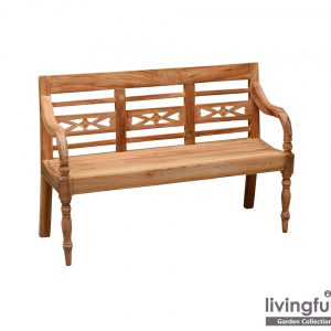 Garden Stations Bench 3 – 130 Cm