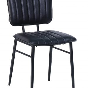Brix Chair Harvey Black