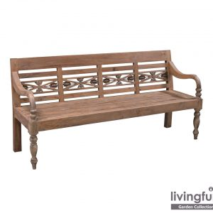 Garden Stations Bench Old 4 – 200 Cm