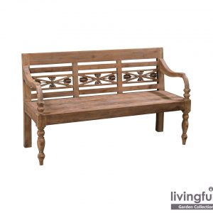 Garden Stations Bench Old 3 – 150 Cm