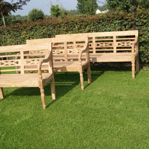 Garden Stations Bench 4 – 200 Cm