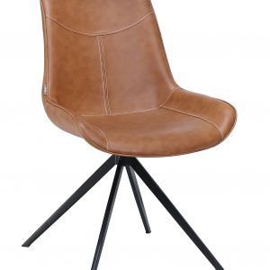 Brix Chair Lewis Cognac