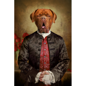 Royal Dogue De Bordeaux